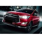 Toyota Innova Crysta Touring Sport India Launch Due For
