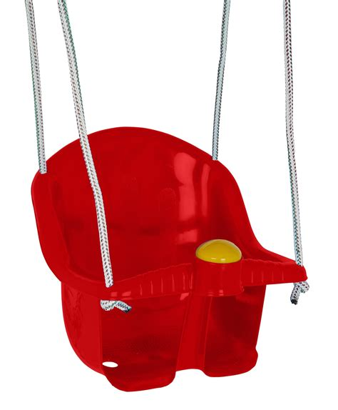 Child Swing Seat by Childrens Plastic Rope Swing Seat With Rope Mounting