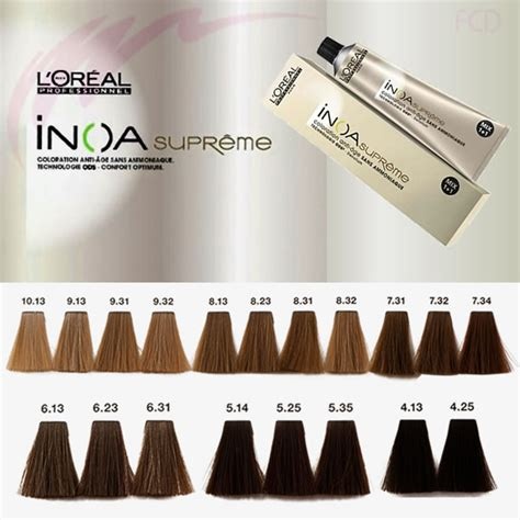 inoa supreme inoa supr 234 me coloration anti 226 ge sans ammoniaque