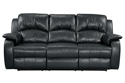 black and white leather reclining sofa 20 photos black and white sofas sofa ideas