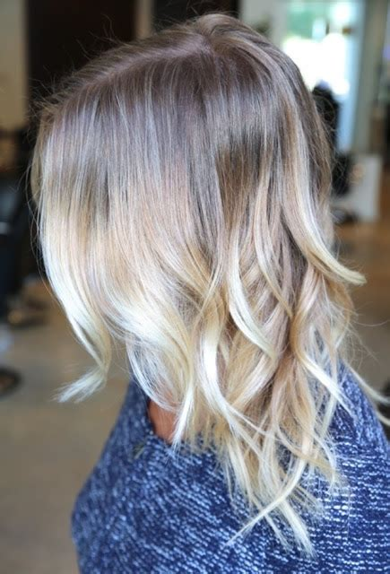 hairstyles umbre platinum platinum ombre hairstyles photos and video tutorials