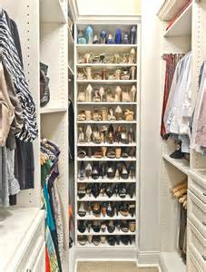 Shoe Closet Organization by How To Organize Shoes