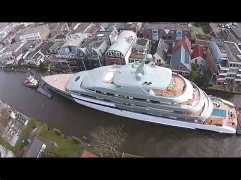 aquarius bateau position my yacht is bigger than your street drone footage videos