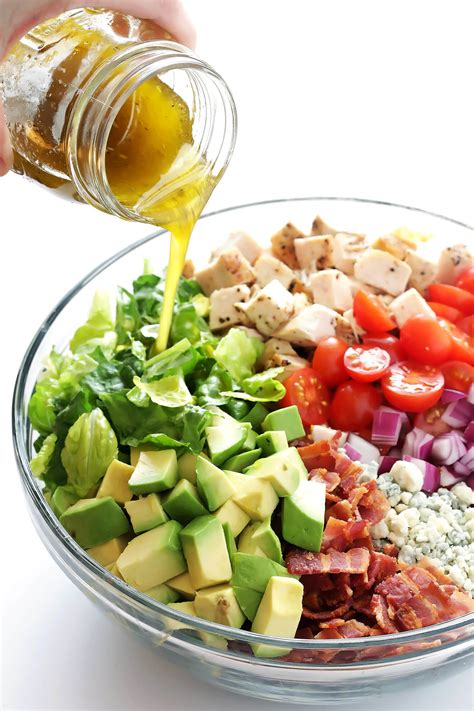 Delish Chicken Recipes by Chicken Bacon Amp Avocado Chopped Salad Gimme Some Oven