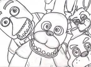 fnaf coloring pages coloring pages kids fnaf fnaf