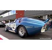 $725 Million Shelby Daytona Cobra Coupe  Lovely Exhaust