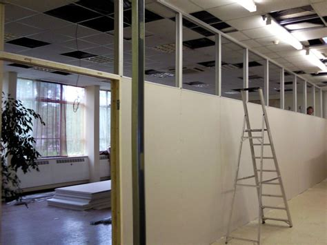Ceilings And Partitions by Range Of Services Including Office Partitioning Systems