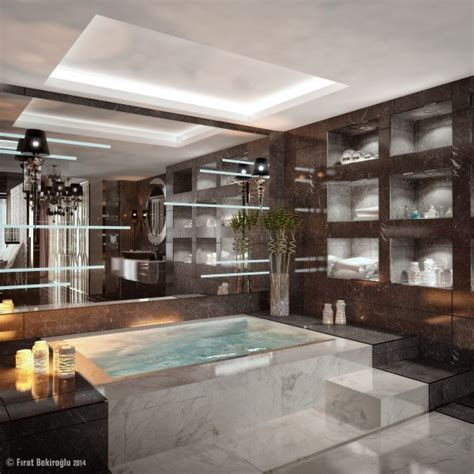 bedroom design with jacuzzi 7 stylish bedrooms with lots of detail