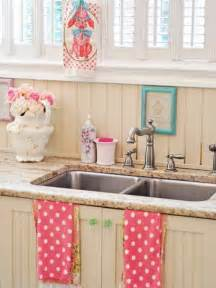 Antique Kitchen Decorating Ideas Cool Vintage Candy Like Kitchen Design With Retro Details