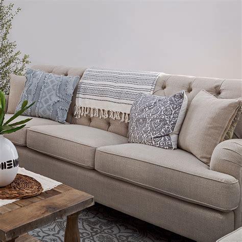 urban home sofa margaret linen sofa urban home