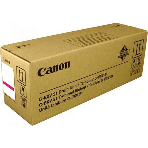 Toner Canon Irc Cyan original canon c exv21 cyan drum unit 0457b002ba canon