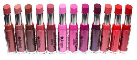 Lipstik Jordana Modern Matte jordana modern matte lipstick swatches