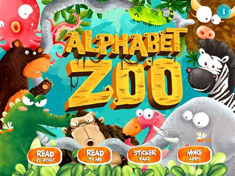 the potty zoo the funniest abc book books alphabet zoo android apps on play