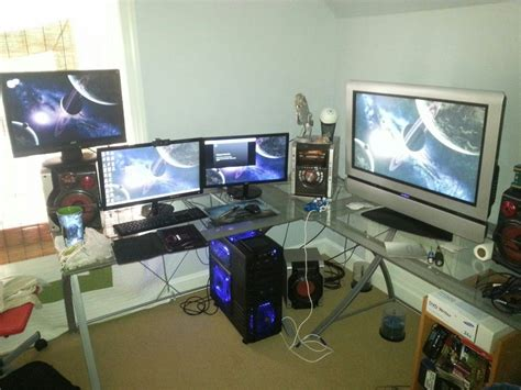 modern ligting  cool gaming rooms interior design ideas