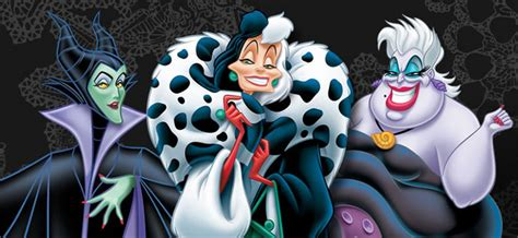 imagenes realistas de villanos lista de los mejores villanos de disney