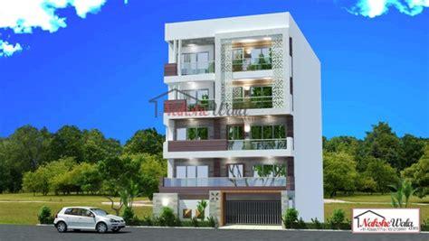 Kerala House Floor Plans multi storey residential buildings 3d front elevation design