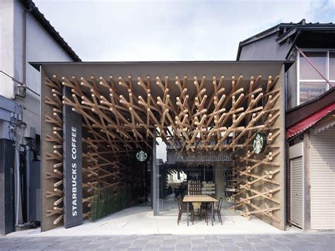 Starbucks in Fukuoka by Kengo Kuma   Spoon & Tamago