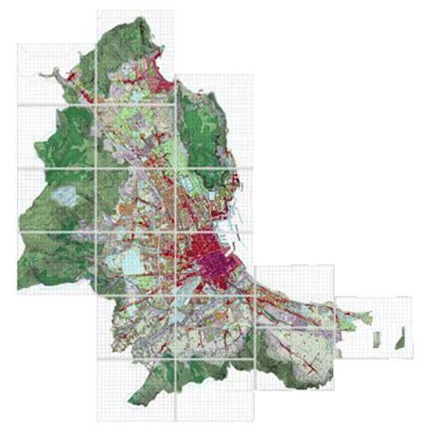 tavole prg comune di palermo programmazione urbana