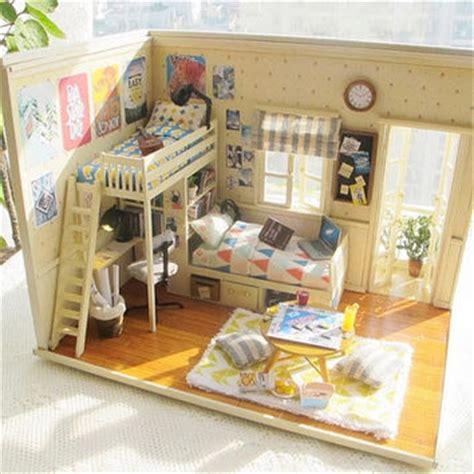 dollhouse trailer miniature dollhouse diy kit trailer with from simplesmart