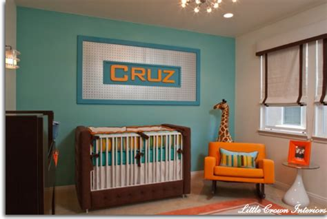 Modern Boy Nursery Ideas Retro Modern Nursery Project Nursery