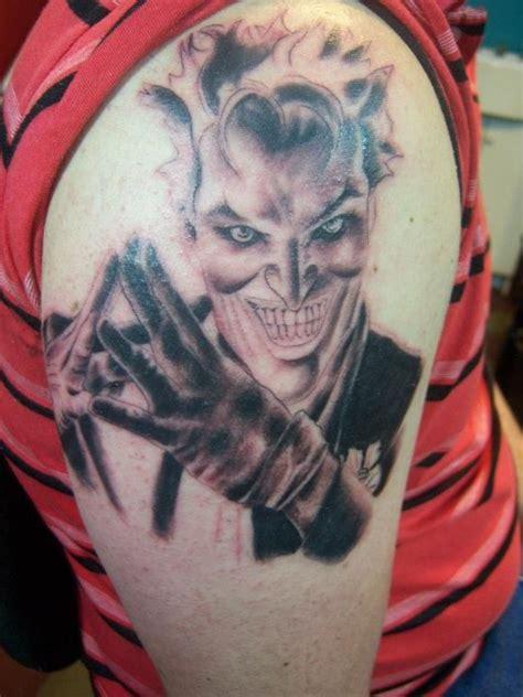 imagenes de joker tatuajes mi tatuaje del joker taringa