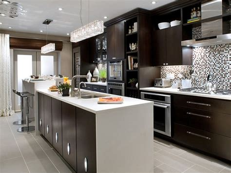 simple but chic modern kitchen designs home living ideas