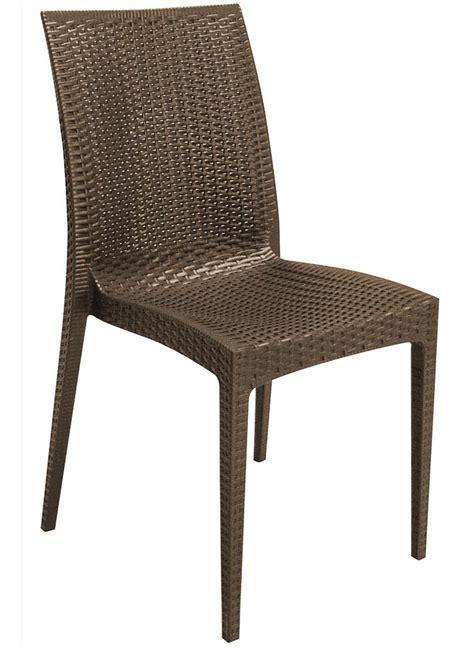 rattan sedie sedia rattan quot bistrot quot ferramenta centro italia