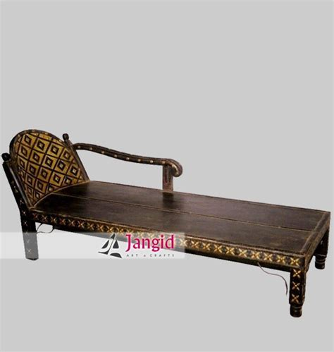 antique wooden sofa antique style indian wooden living room sofa bed buy