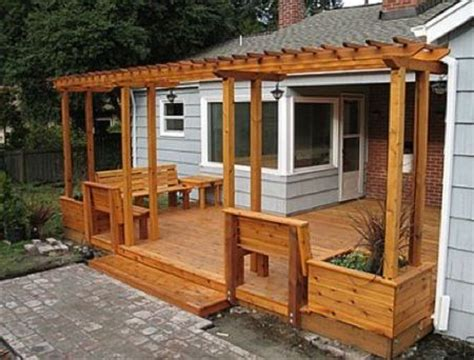 planters with bench seating 118 best images about garden arbors pergolas planter boxes trellis on pinterest