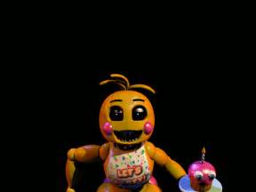 Toy chica attacking jeremy fitzgerald in five nights at freddy s 2