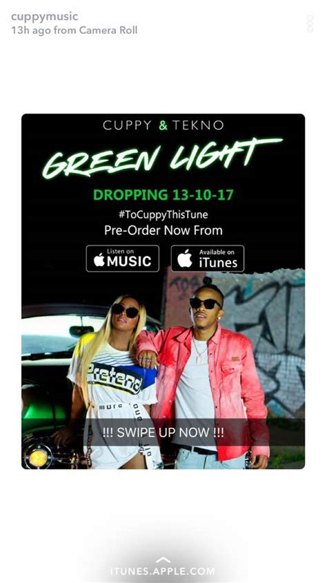 download mp3 dj cuppy tekno green light dj cuppy reveals collabo with tekno green light