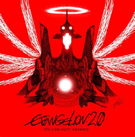 picture of evangelion 2 0 you can not advance