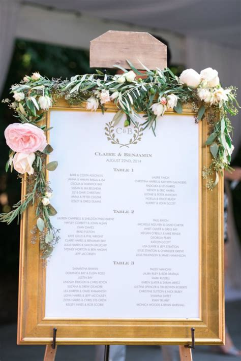 10 benefits of a seating chart