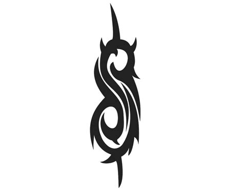 slipknot logo by michaelmejia on deviantart