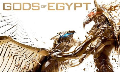 the egypt game movie gods of egypt review bombastic spectacle no controller