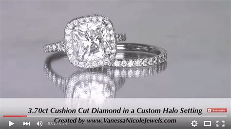 12 Tips On Choosing Engagement Ring by Cushion Cut Engagement Rings 3 Important Tips
