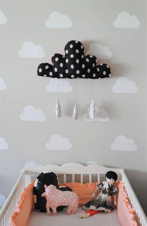 Charmant Voir Peinture Pour Chambre #5: deco-nuage-chambre-enfant.jpg