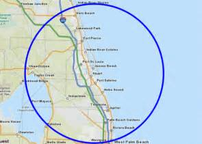 map of treasure coast florida what is the treasure coast of florida