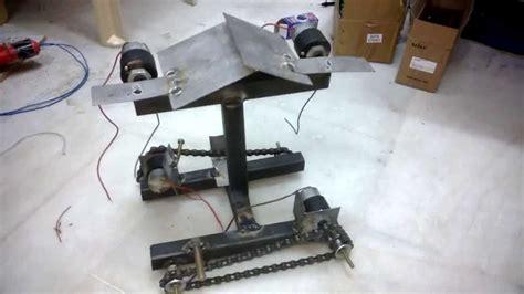 pattern making in mechanical engineering pdf tank chain driven drive robot mechanical engineering