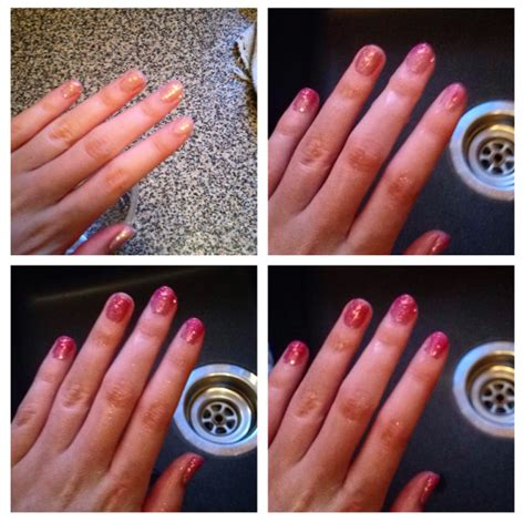diy color changing nail diy colour changing gel nails sandystef
