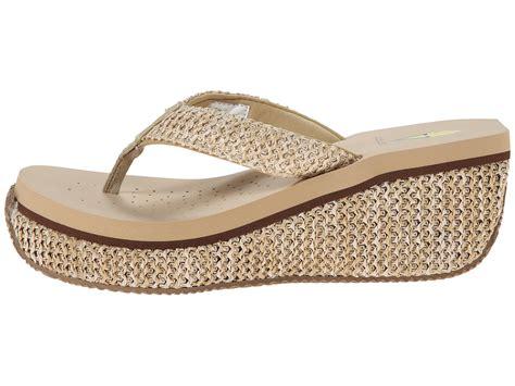 volatile sandals size 5 volatile island zappos free shipping both ways