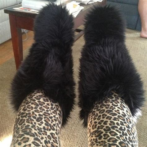 And Cuddly A Fashion Victim Picture by 101 Best Images About Fluffy Fuzzy Boots Socks