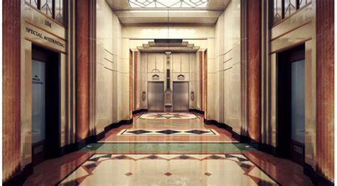 Kitchen Design Software Freeware art deco hotel hallway 3d library 3d scenes interior