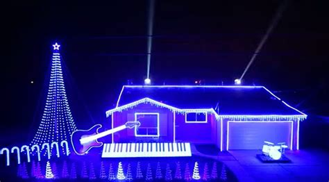 Best Automated Holiday Light Shows House O Matic Best Lights Show