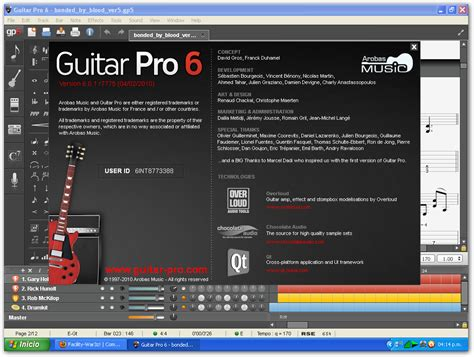 Full Version Free Pro Software | guitar pro 6 free download full version with crack full