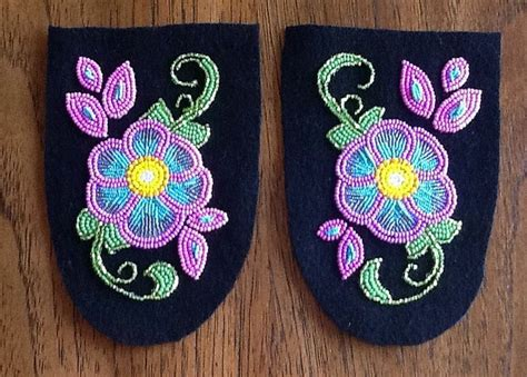 moccasin beading designs 123 best images about iroquois beadwork patterns symbols