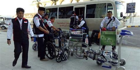 Kursi Roda Family puluhan kursi roda jemaah haji indonesia diamankan