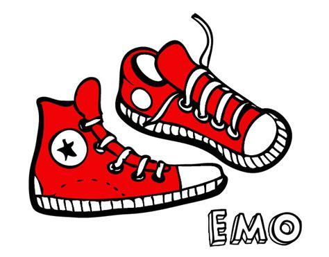 imagenes para wasap de zapatillas dibujo de zapatillas pintado por yubith en dibujos net el