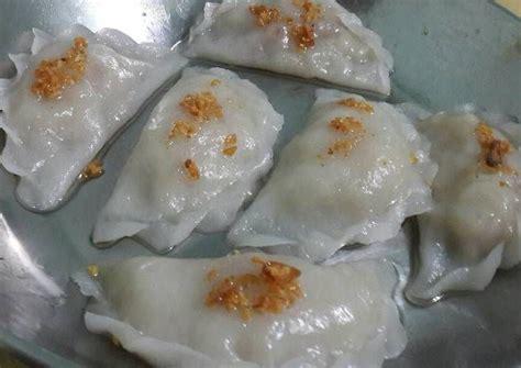 choipan dimsum  pontianak resep   resep