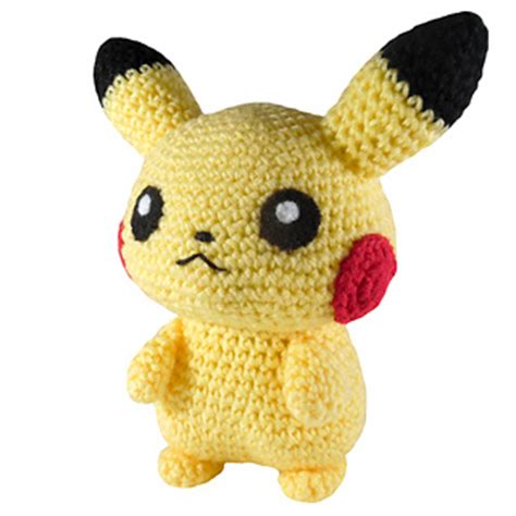 2 Colors That Go Together by Ravelry Pokemon Pikachu Pattern By I Crochet Things